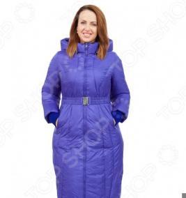 Пальто D`imma «Фернанда». Цвет: синий
