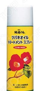 Средство для волос Kurobara Tsubaki Oil «Чистое масло камелии»