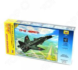 """Подарочный набор Звезда самолет Су-47 """"Беркут"""""""
