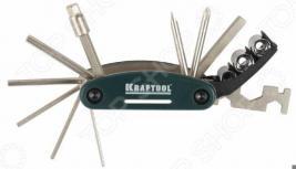 Набор велоинструментов складной Kraftool Expert 26182-H16