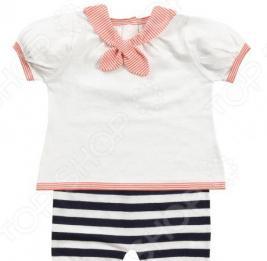 Кофта и шорты Angel Dear Sailor Baby
