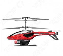 Вертолет 3-х канальный Silverlit Helli Blaster со стрелами. В ассортименте