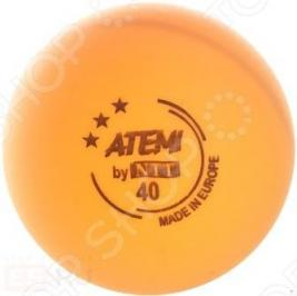 Мячи для настольного тенниса ATEMI 3*
