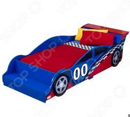 Кроватка детская KidKraft «Гоночная машина»