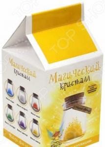 Набор для выращивания Магические кристаллы «Магия света»