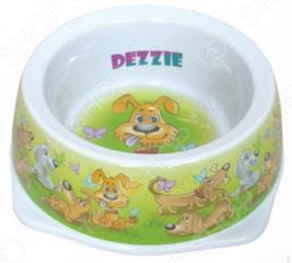 Миска для собак DEZZIE «Аппетит»
