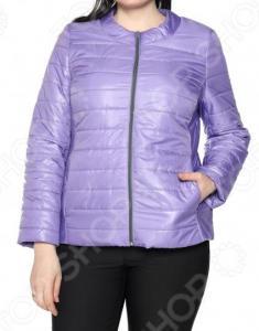 Куртка Blagof «Солнечный день». Цвет: фиолетовый
