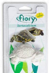 Кальций для водных черепах Fiory Tartacalcium
