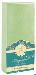 Пододеяльник Tiffany's Secret . Цвет: салатовый