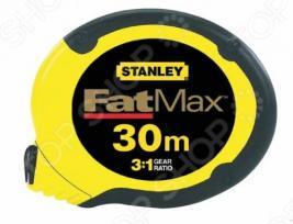 Рулетка STANLEY FatMax 30 м