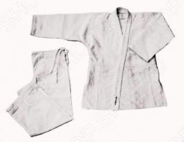 Кимоно для дзюдо ATEMI PJU-302 белое