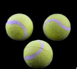 Мячи для большого тенниса DoBest TB-GA03