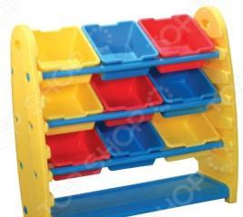 Система для хранения игрушек King Kids KK_TB1500. В ассортименте