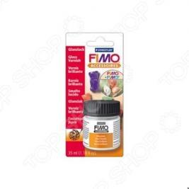 Лак для пластики глянцевый Fimo 870401ВК
