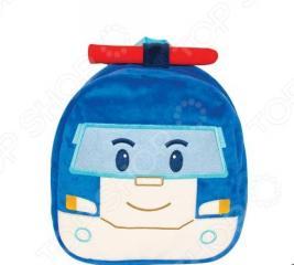 Рюкзак детский Gulliver плюшевый «Поли» PR002BP