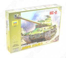 Сборная модель Звезда советский танк «Ис-2»