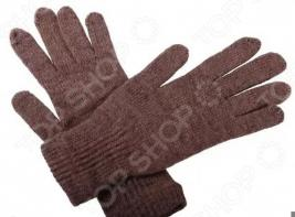 Перчатки женские из верблюжьей шерсти «Камель»