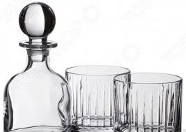 Набор для виски: штоф и стаканы RCR 305-568