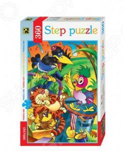 Пазл 360 элементов Step Puzzle Попугай Кеша