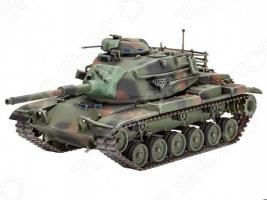 Сборная модель танка Revell M60 A3