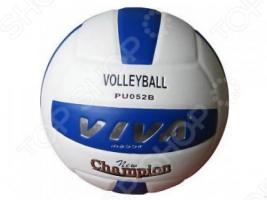Мяч волейбольный Viva PU052B