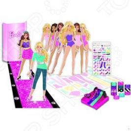 Набор для творчества с картонными куклами Fashion Angels Barbie 22330