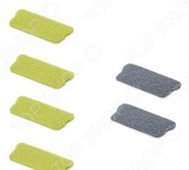 Комплект накладок для скребка швабры-скребка с распылителем Rovus «Плюс»