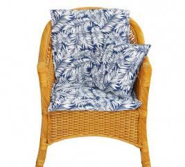 Подушка на стул со спинкой Kauffort Palma