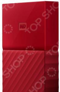 Внешний жесткий диск Western Digital WDBUAX0040BRD-EEUE