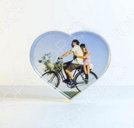 Фоторамка вращающаяся 31 ВЕК «Два сердца»