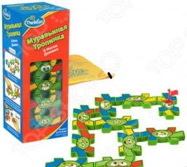 Игра-домино Thinkfun «Муравьиная тропинка»