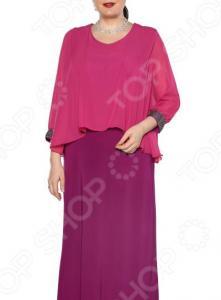 Платье Pretty Woman «Королевский прием». Цвет: фуксия