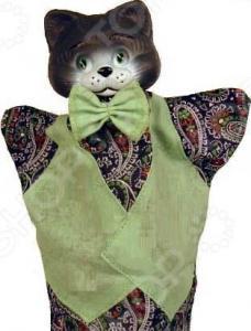 Кукла на руку Русский стиль «Кот» 11120. В ассортименте