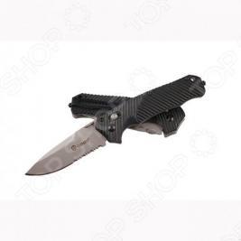Нож-серрейтор Ganzo G716