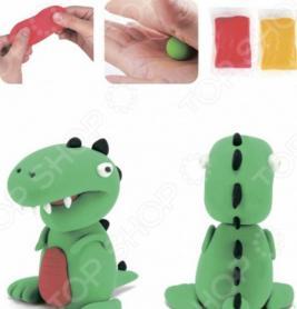 Набор для лепки из полимерной глины Bradex «Динозавр»