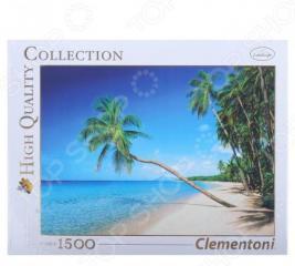 Пазл 1500 элементов Clementoni HQ «Карибские острова»