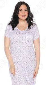 Ночная сорочка El Fa Mei «Сказочный сон». Цвет: розовый