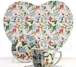 Чайный набор «Сердце красавицы»