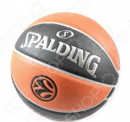 Мяч баскетбольный Spalding TF 1000 Legacy Euroleague Official Ball