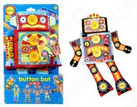 Игрушка развивающая ALEX «Робот Пуговка». В ассортименте
