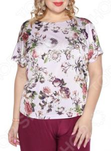 Блуза Prima Linea «Афина». Цвет: розовый