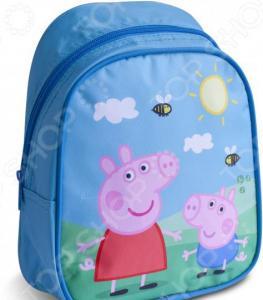 Рюкзачок Росмэн Peppa Pig 29314