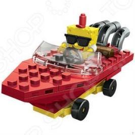 Мини-конструктор Mega Bloks На яхте. В ассортименте
