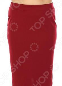 Юбка Blagof «Чародейка». Цвет: бордовый