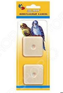 Камень минеральный для птиц ЗООМИР с пробиотиком
