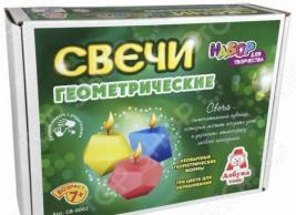 Набор для изготовления свечей Азбука тойс СВ-0002