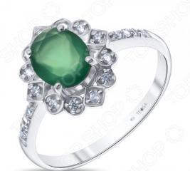 Кольцо «Королевский подарок». Модель: агат