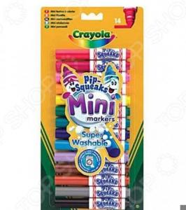 Набор мини-маркеров Crayola Super Washable