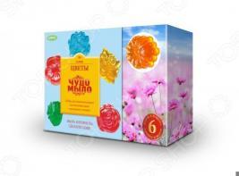 Набор для изготовления мыла Karras «Цветы»