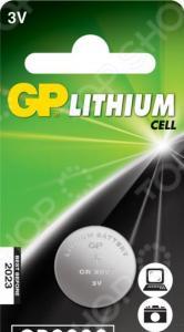 Батарейка GP CR2032-C1
